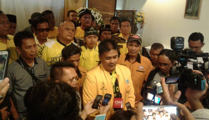 Foto Berita PK Golkar Tolak Keras SK Ridwan Kamil