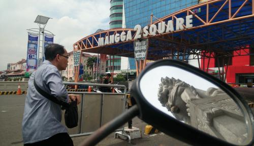 Foto TM Agung Podomoro Bantah Terjepit Pasar Online