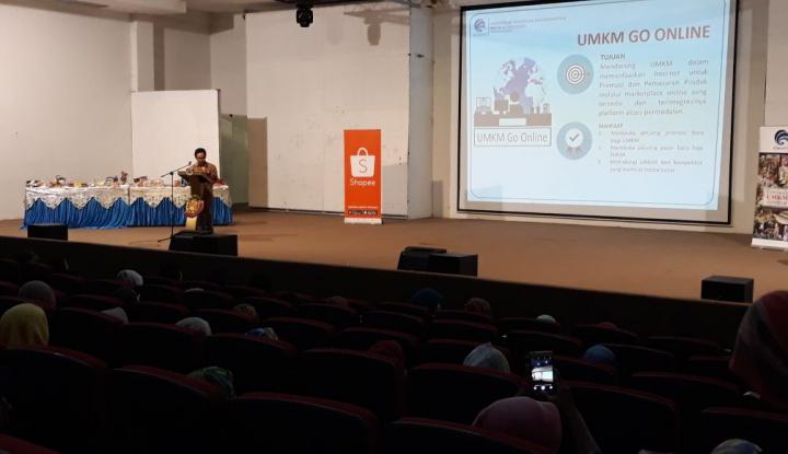 Foto Berita Kominfo Dorong UMKM Segera Go Online