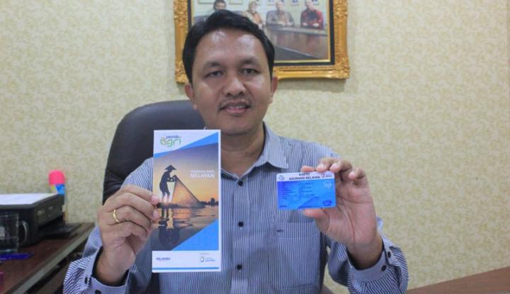 Foto Berita 8.673 Nelayan Papua Sudah Tercover Asuransi