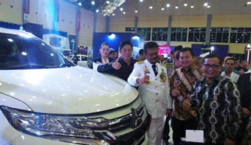 Foto Pameran Otomotif Makassar 2017 Usung Konsep Karnaval