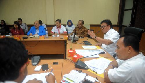 Foto Kemenpora Bangun Politeknik Olahraga Indonesia di Jakabaring