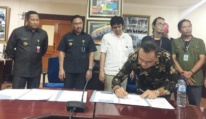 Foto Berita Bela Indonesiaku Bekerjasama dengan Indonesia Care dan BigBang Jakarta