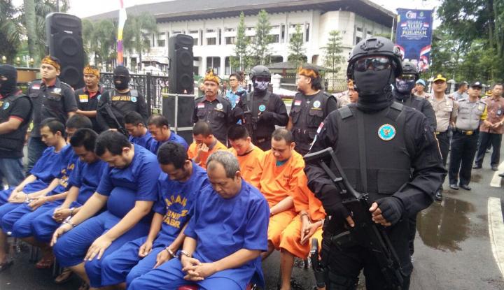 Foto Berita BNN Ringkus 2 Pengedar Sabu di Jayapura