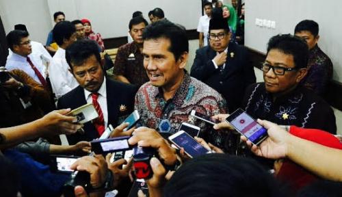 Foto Asman Masih Berkantor di Kemenpan Sebelum Jokowi Lantik Pengganti
