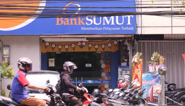 Foto Berita Bank Sumut Tunggu Proses Restrukturisasi SNP Finance
