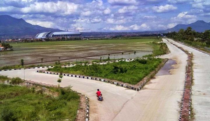 Foto Berita Keterbatasan Lahan Buat Pembangunan Tol Batang Terhambat