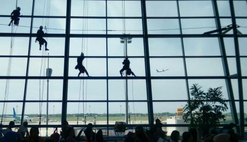 Foto AP I Bakal Percantik 12 Bandara Ini