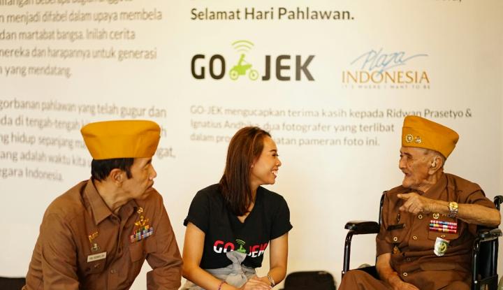 Foto Berita Go-Jek Ajak Kids Zaman Now Hargai Jasa Pahlawan