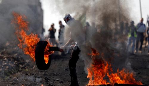 Astaga! Israel Ngamuk, Palestina Dibombardir Rudal Jet Tempur
