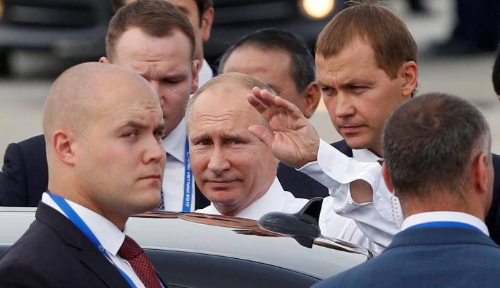 Foto Berita Putin Kembali Jadi Orang Nomor 1 di Rusia, Ini Komentar Jerman