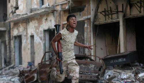 Uni Eropa Desak Seluruh Pihak buat Setop Operasi Militer di Libya