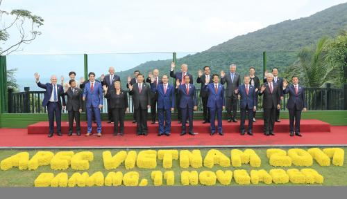 Foto Pemimpin APEC Diminta Peduli Terhadap Negara-negara Pasifik