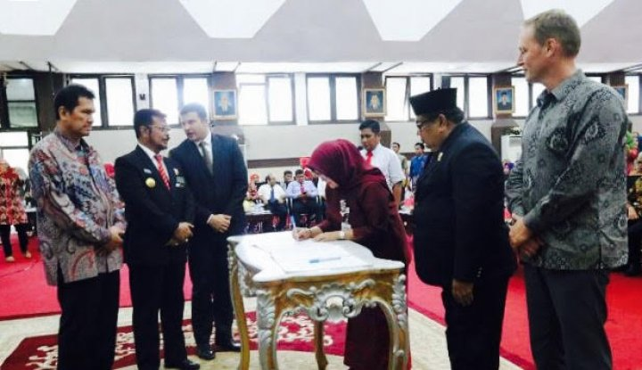 Foto Berita Gandeng Jerman, Pelayanan Publik di Sulsel Jadi Rujukan Indonesia Timur