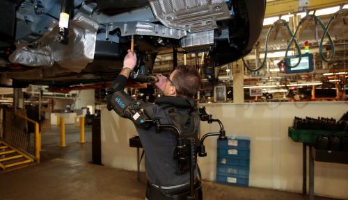 Foto Bangun Pabrik, Volkswagen Investasikan Rp8,66 Triliun di Argentina