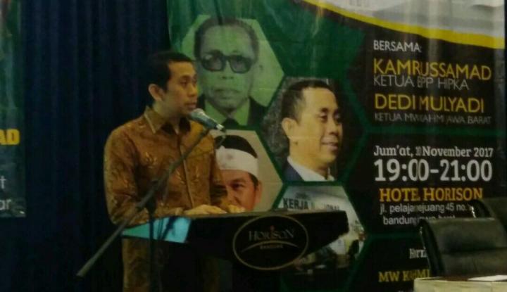 Foto Berita Kamrussamad Pimpin KAHMI