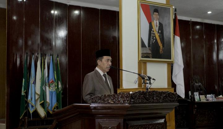 Foto Berita HUT ke-72 PUPR, Wagub Sumsel Sampaikan Pesan Menteri