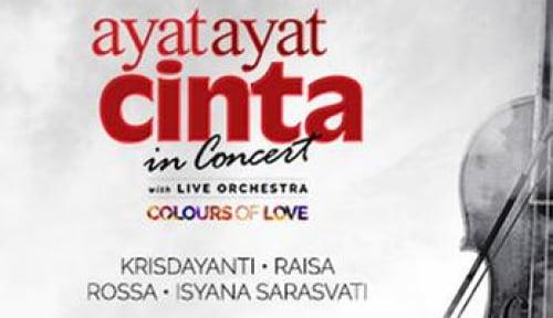Foto Blanja.com Hadirkan Tiket Konser Ayat-Ayat Cinta 2