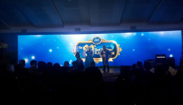Foto Berita ISS Indonesia Beri Penghargaan 4000 Karyawan Berintegritas