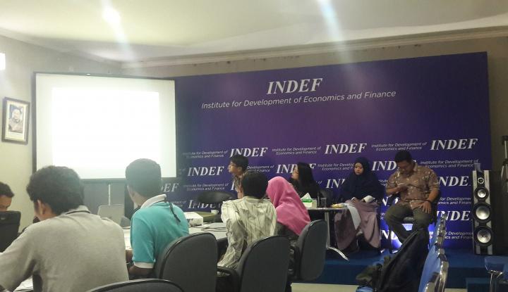 INDEF Beberkan Sebab Realisasi Anggaran di Daerah Melambat