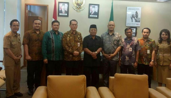 Foto Berita OJK Dorong Pembentukan Jamkrida di Sumut