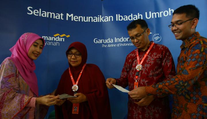 Foto Berita Mandiri Syariah Gandeng Garuda Indonesia dan Mitra Strategis Tawarkan Program Umrah