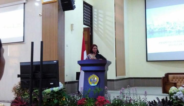 Foto Berita Begini Cara Menteri Susi Cegah Illegal Fishing di Perairan Indonesia