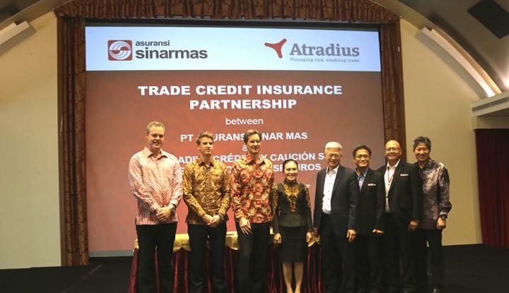 Foto Berita Kembangkan Asuransi Kredit Perdagangan, ASM Gandeng Atradius