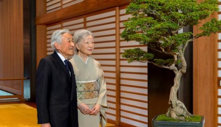 Foto Berita Kaisar Akihito Mau Turun Takhta, Jepang Bikin Panel Khusus