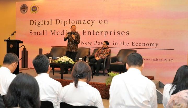 Kemenkop dan UKM Dorong Pelaku KUKM Terapkan Ekonomi Digital - Warta Ekonomi