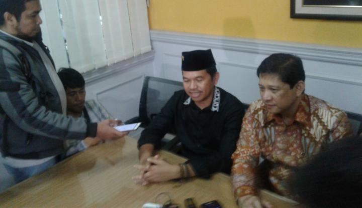 Foto Berita Golkar Minta Emil Cairkan Situasi Kader di Daerah