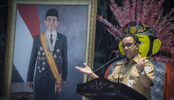 Foto Berita Anies Janji Bakal Tata Pantai Jakarta