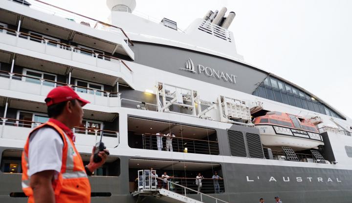 Foto Berita Kemenhub Siapkan Kapal Cadangan di Empat Titik