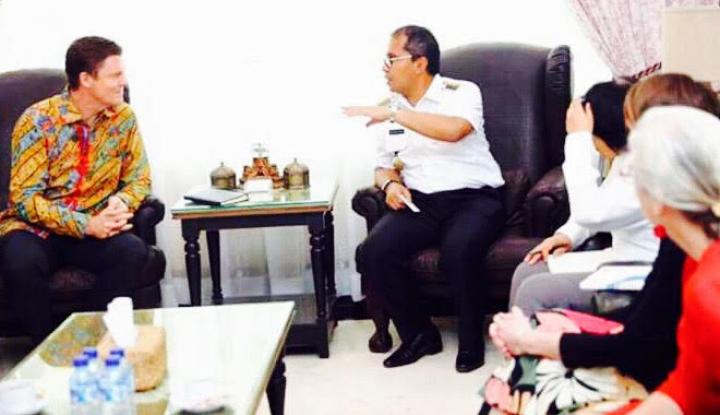 Foto Berita Pemkot Makassar Lanjutkan Kerja Sama dengan Asian Development Bank