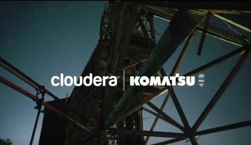 Foto Komatsu Optimalkan Produksi Tambang dengan Platform Analitik IIoT