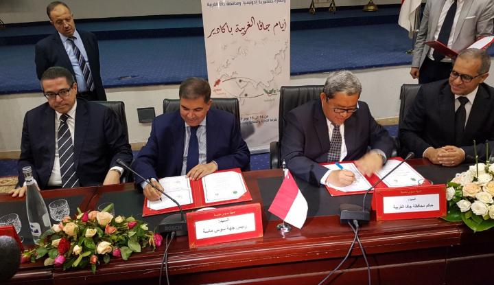Foto Berita Jabar dan Maroko Kerja Sama Sister City