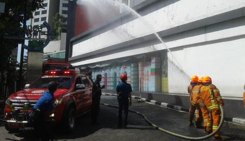 Foto 80 Persen Kebakaran di Bandung Karena Ini