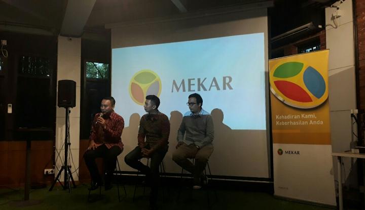 Foto Berita Mekar Hadiri Fintech Days 2018 di Manado