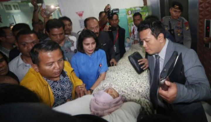 Foto Berita KPK Resmi Ditahan, Akan Tetapi...