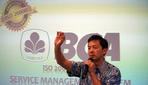 Foto BCA Berikan Kuliah Umum Perkembangan Teknologi Informasi di Era Digital