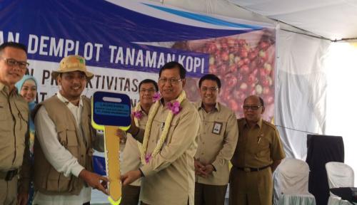 Foto Pusri-Pemkab Lahat Kolaborasi Edukasi Petani Kopi Soal Teknologi Pupuk Berimbang