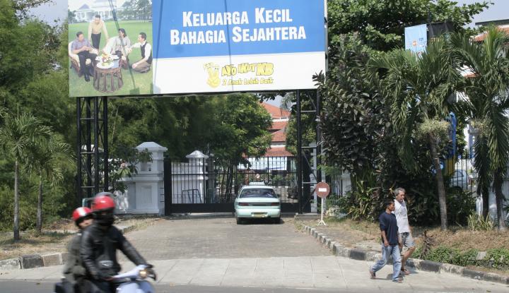 Foto Berita Program KB Gagal, Lha Wong Anggarannya Dikorupsi...