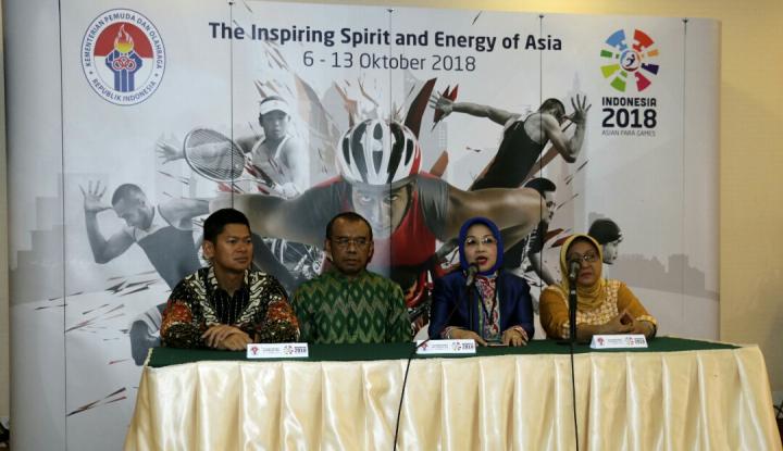 Foto Berita Venue Asian Games Dianggap Belum Ramah Kaum Difabel