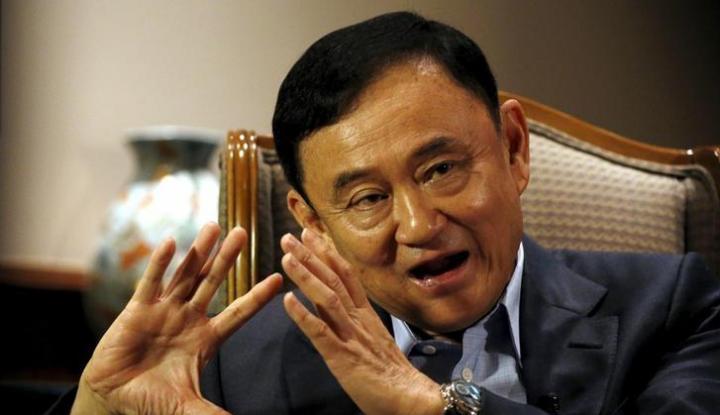 Foto Berita Thailand Akan Adili Thaksin Shinawatra Secara In Absentia
