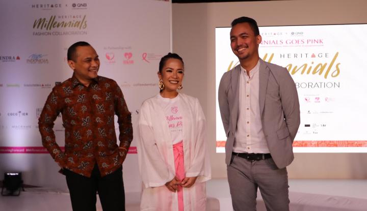 Luncurkan Produk Milenial 'DooEt',  Bank QNB Dukung Heritage Millenials Fashion Collaborations - Warta Ekonomi