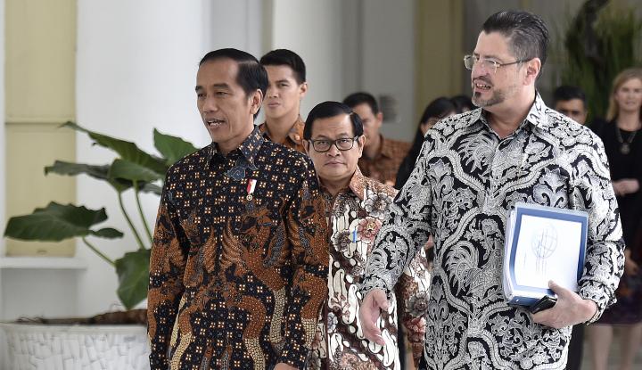 Foto Berita Ini Alasan Jokowi Beri Izin Ba'asyir Berobat
