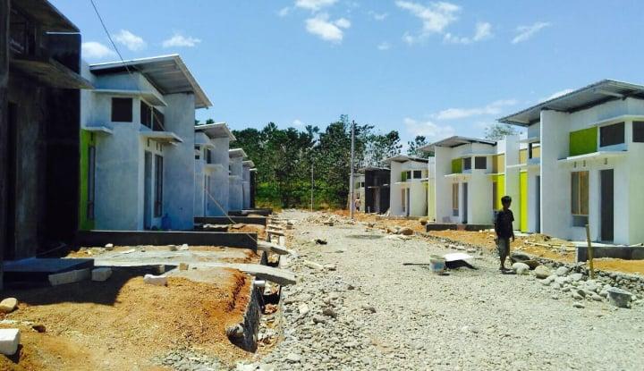 Foto Berita Di Indonesia, 77 Persen Pembelian Rumah Melalui KPR