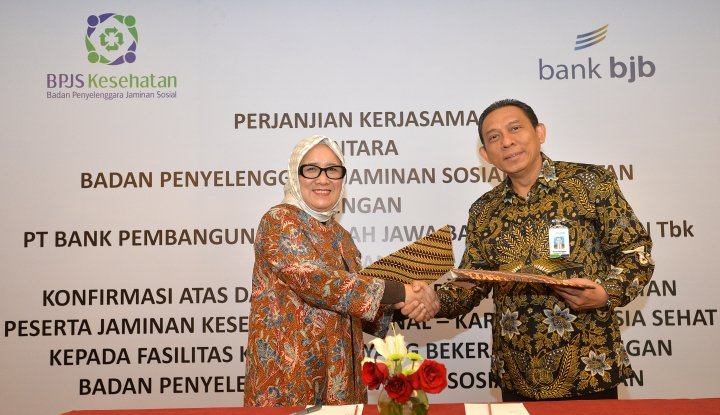 Foto Berita BPJS Kesehatan Gandeng Bank BJB Kerja Sama Supply Chain Financing