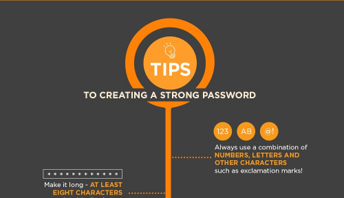 Foto Tips Memilih Password yang Aman