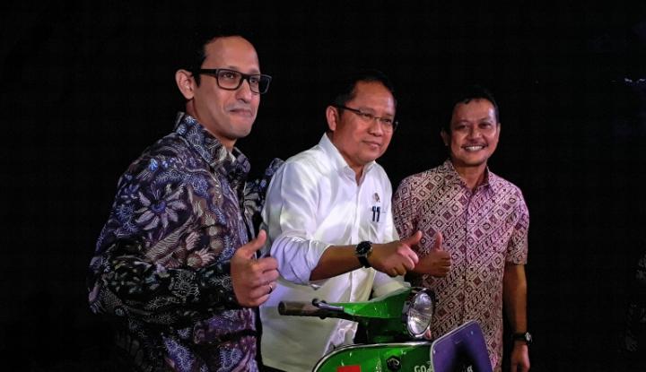 Foto Berita Perluas Basis Data Perpajakan, DJP Gandeng Go-Jek